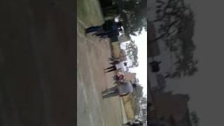 Kabaddi match north bairya vs south bairya