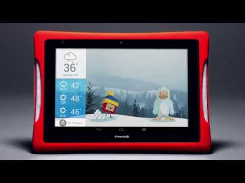 Introducing nabi DreamTab HD8