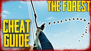 Ultimate Cheat / Console Command Guide | The Forest 2018 v1.08