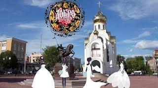 Иваново / Ivanovo, достопримечательности, туризм, ивановская область, 2017, золотое кольцо