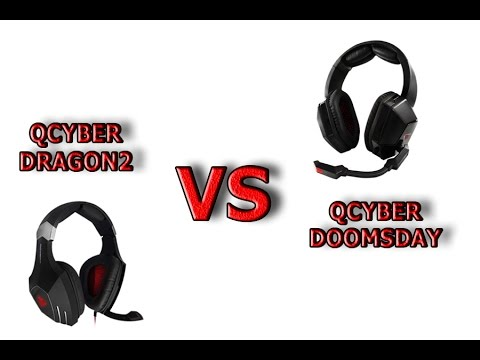 Qcyber Doomsday VS Qcyber Dragon2