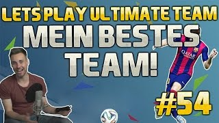 FIFA 16 Let's Play Ultimate Team #54 | Team-Building - Mein stärkstes Team?