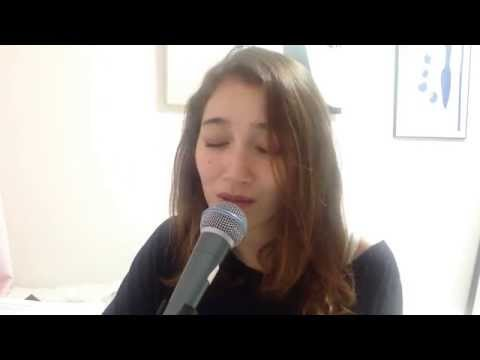 Ed Sheeran I see fire (cover by Sachi M)
