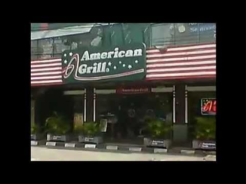 Hotels, restaurants and offices in Kebon Sirih area Jakarta Indonesia