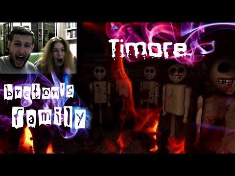 Timore - Прохождение - Геймплей - Хоррор - Дичайшие скримаки, практически инфаркт