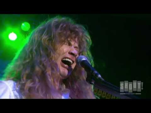 Megadeth Skin O My Teeth Live at the Hollywood Palladium 2010