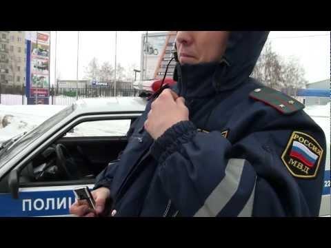 ИДПС: Манеры закона по Тольяттински