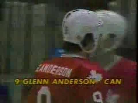 1980 Winter Olympics Canada vs. Holland