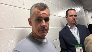 Thunder vs Celtics: Billy Donovan