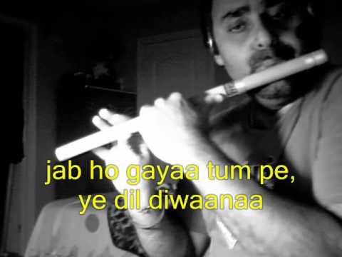 Ab Toh Hai Tumse Har Khushi Apni on Flute _ Bansuri
