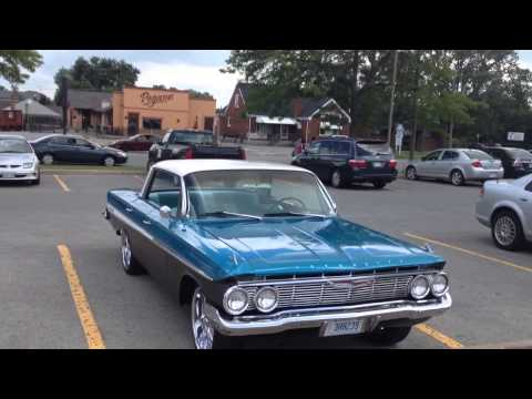Classic Find 1961 Chevy Impala
