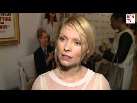 MyAnna Buring Inteview - Twilight wedding & Ripper Street Series 2