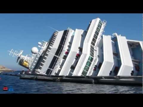 Costa Concordia - The Shipwreck Removal Project