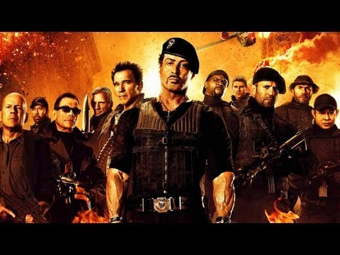 The Expendables 2 | Action Star Mashup Movie Review video