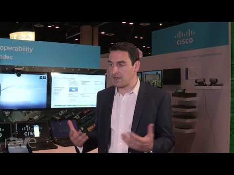InfoComm 2013: Cisco TC 6.2 Updates