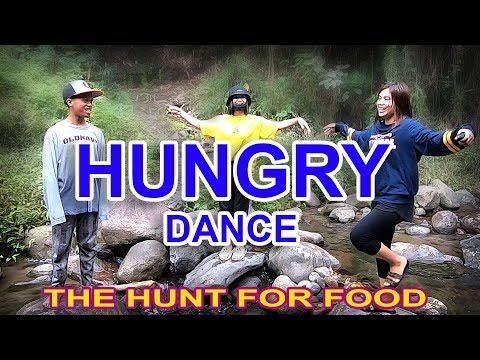 Mariano amp Kat Survival Challenge Update, Hungry Dance   SY Talent Entertainment