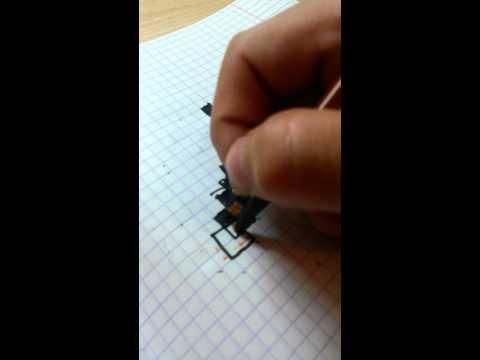 Как нарисовать алмазный топор 159