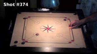 Winning Carrom Shots