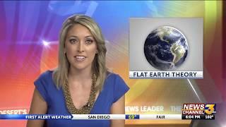 Flat Earth at the Salton Sea - ABC News Palm Springs ✅