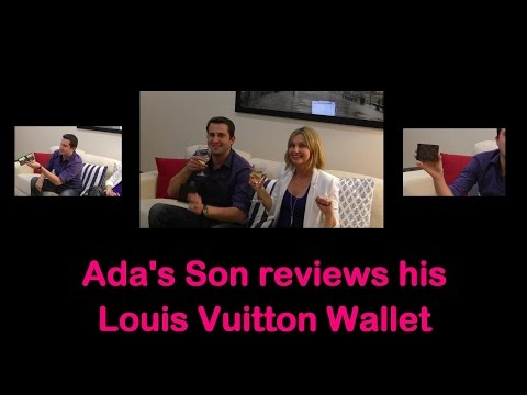 Ada's Son reviews his Louis Vuitton Gaspar Wallet