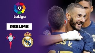 La Liga - Benzema buteur, le Real Madrid débute fort !