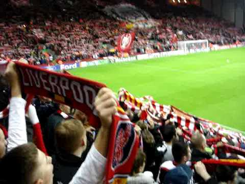 You'll Never Walk Alone - Liverpool Fans Singing At Anfield video