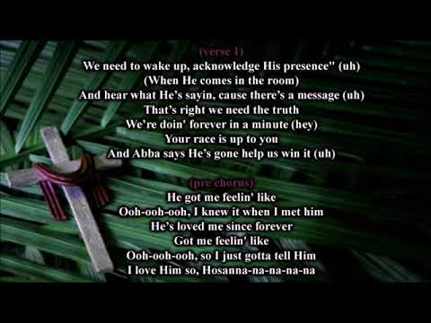 Hosanna (Havana Remix) Beckah Shae feat. Wayne Hobbs (Lyric Video HD)