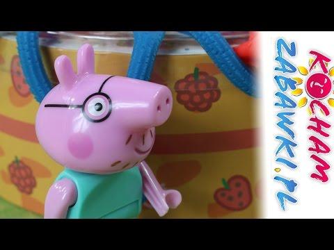 Prezent dla Taty Świnki - Świnka Peppa & Play-Doh - Bajki dla dzieci