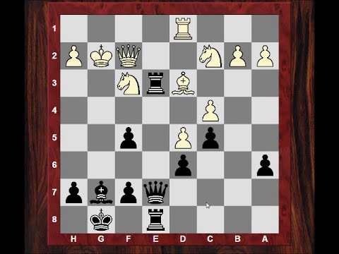 Chess World.net : More Time ... more accuracy needed! -  King's Indian Defence - Four Pawns Attack