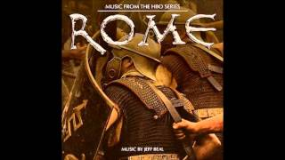 Anthony meets Cleopatra - Rome season 2 soundtrack