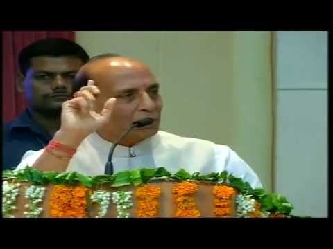 Shri Rajnath Singh valedictory speech at Rajasthan Police Academy in Jaipur - 03.09.2014