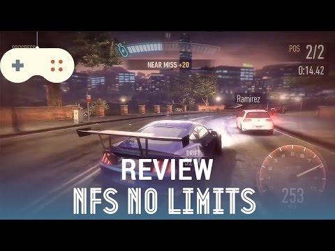 [Review dạo] Đánh giá tựa game Need for speed No limits - có đánh bại được Asphalt ?