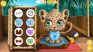 Fun Animals Care Game - Baby Animal Hair Salon 2 - Jungle Style Makeover Games For Ki  | Aca Gaming