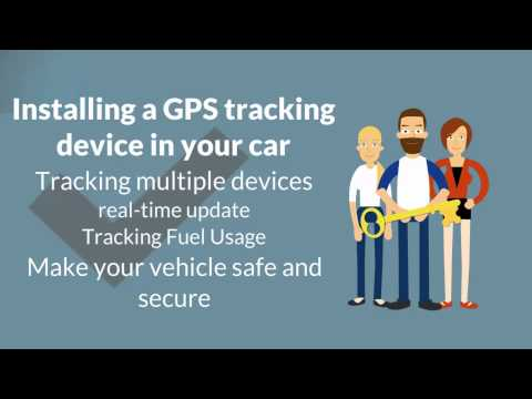 GPS Car Tracking Systems In Dubai By I-Trust Systems