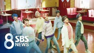 미국·영국 양대 차트 석권…K팝 새 역사 쓰는 '방탄소년단' / SBS