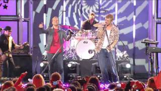 Backstreet Boys - BIGGER - LIVE