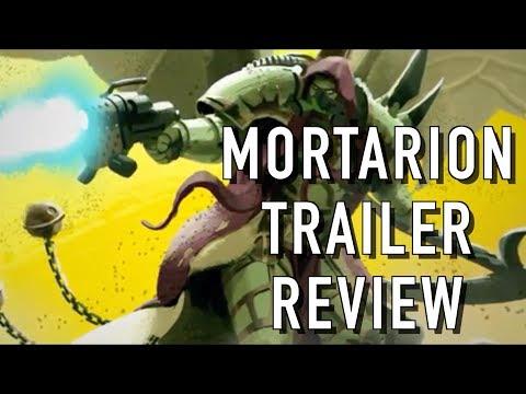 Mortarion Video Review Warhammer 40K