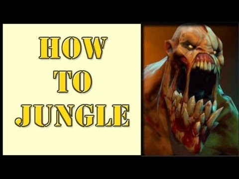 How to Jungle (Basics, Pulls) with Lifestealer (Naix)