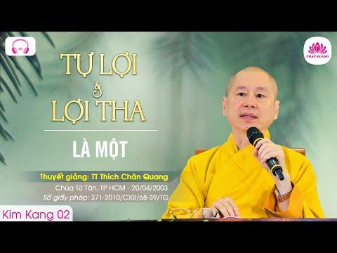 Kinh Kim Cang 2/20