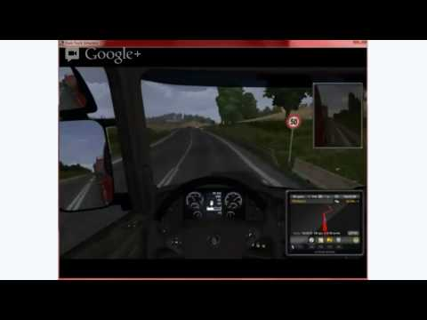 TEST ETS 2 LIVESTEAMING GREEK COMMENTARY