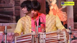 Tansen samaroh 2017  jugalbande tabla anshule pratap singh pakhawaj rishishankar upadhyaya
