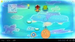 Cut The Rope Time Travel SeaSon 10 - The Future Level 10.1-10.15