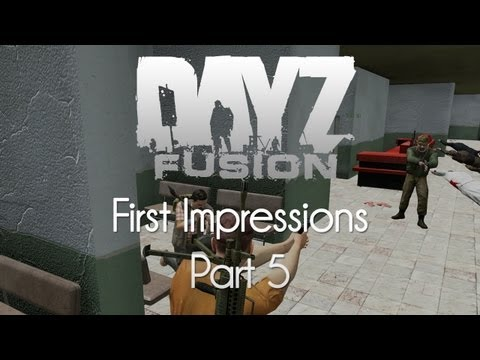 ARMA 2: DayZ Fusion Mod � First Impressions � Part 5 � Norwegian Fashion!
