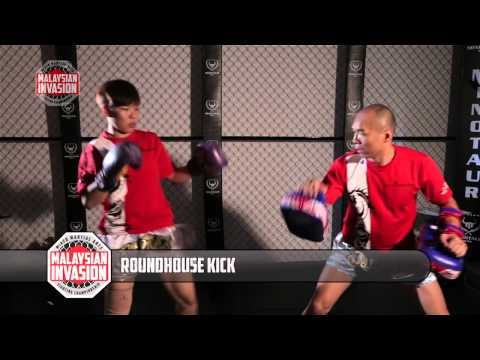 Malaysian Invasion Mixed Martial Arts (MIMMA) - Introduction of Wushu Sanshou Image 1
