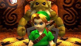 The Legend of Zelda: Ocarina of Time 3D - Part 3: Kakariko Village and Death Mountain