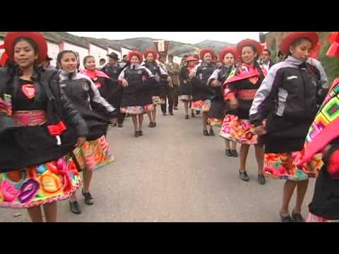 Int.Huracán del Mantaro-Huaylarsh 2012 (Parte1)