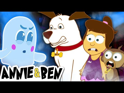 The Haunted Castle | Amazing Mystery Cartoons for Children by The Adventures of Annie and Ben!