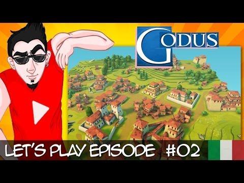Let's Play (ITA) - Godus #02 Terraferma!