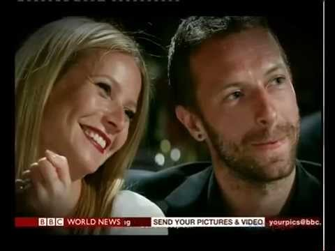 Gwyneth Paltrow, Chris Martin split