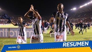 Resumen: FBC Melgar vs Alianza (2-2, penales 0-2)